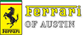 Ferrari of Austin logo
